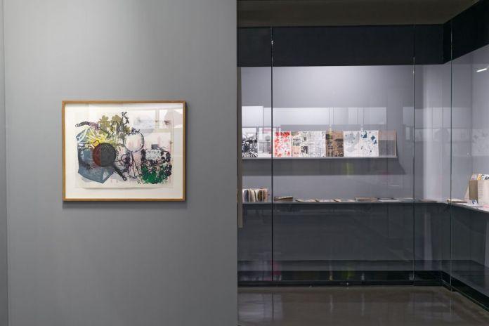 Lourdes Castro - Ombres et Compagnie - vue de l'exposition au Mrac, Sérignan, 2018. Photographie Aurélien Mole