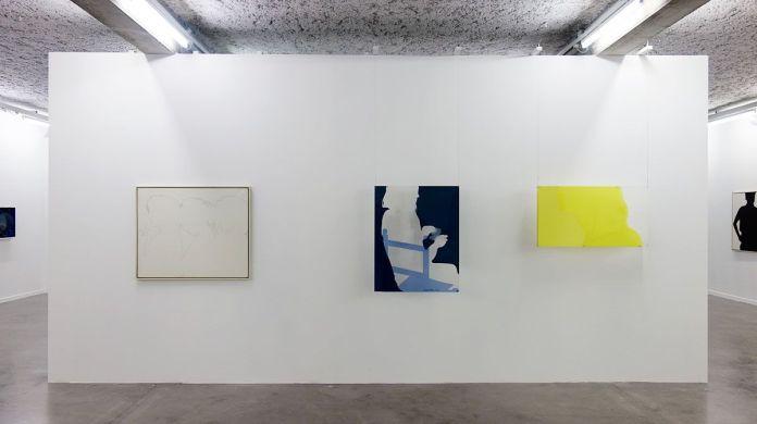Lourdes Castro - Ombres et compagnie au MRAC à Sérignan - Vue de l'exposition