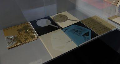Lourdes Castro et Benjamin Paterson - Livre d'artiste - Cabinet d'arts graphiques - Ombres et compagnie au MRAC à Sérignan