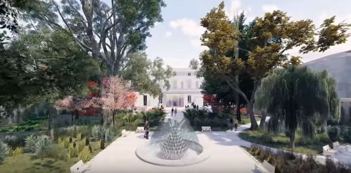 MO.CO. Montpellier Contemporain - Le jardin magique de Bertrand Lavier - Image © Agence PCA Stream