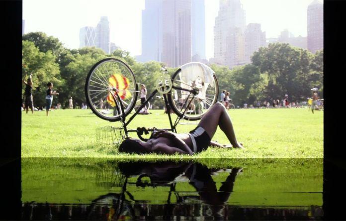 Marie Vic, A Sunday Afertnoon at the Park, 2012 - On danse au Mucem