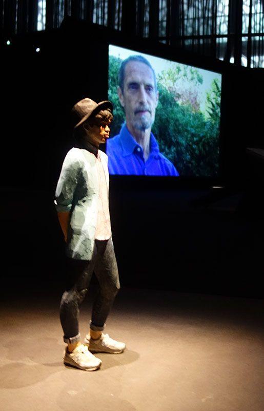 Tomaki Suzuli, Hikage, 2017 et Steve Paxton dans Have You Stated Dancing de Becky Edmunds, 2004 - On danse au Mucem