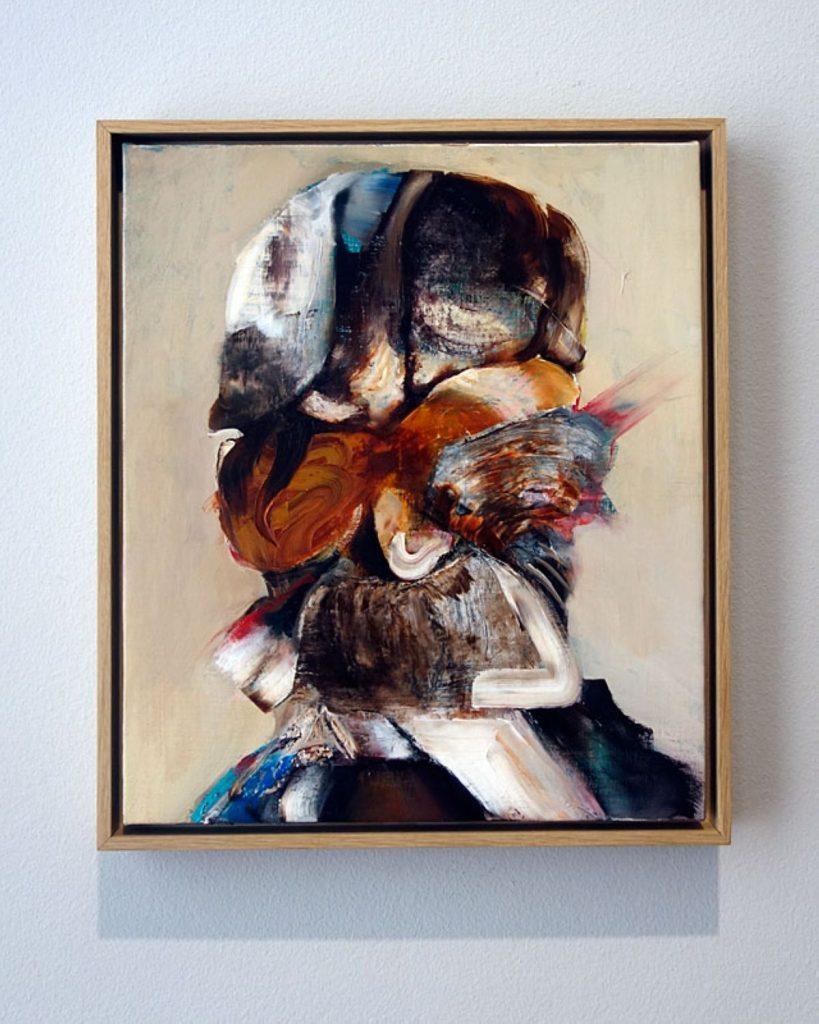 Adrian Ghenie à la Fondation Vincent van Gogh Arles - Vue de l'exposition