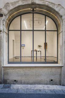 Aube immédiate, vents tièdes, vue d'exposition, Mécènes du Sud Montpellier-Sète, 2019, image : Elise Ortiou Campion