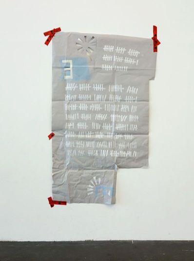 Jesse Darling – Crevé à la Friche de la Belle de Mai - Vue de l'exposition - Photo En revenant de l'expo !