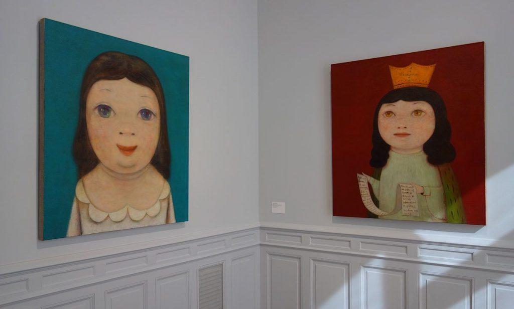 Yoshitomo Nara à la Fondation Vincent van Gogh Arles - Vue de l'exposition