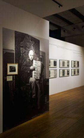 Jean Dubuffet - Un barbare en Europe au Mucem - 1 - Célébration de l'homme du commun - Graffiti