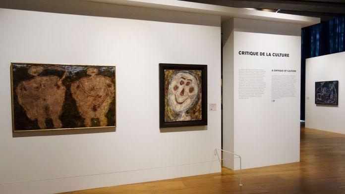 Jean Dubuffet - Un barbare en Europe au Mucem - 1 - Critique de la culture - Introduction