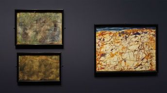 Jean Dubuffet - Un barbare en Europe au Mucem - 1 - Une ethnographie en acte - Voyages au Sahara