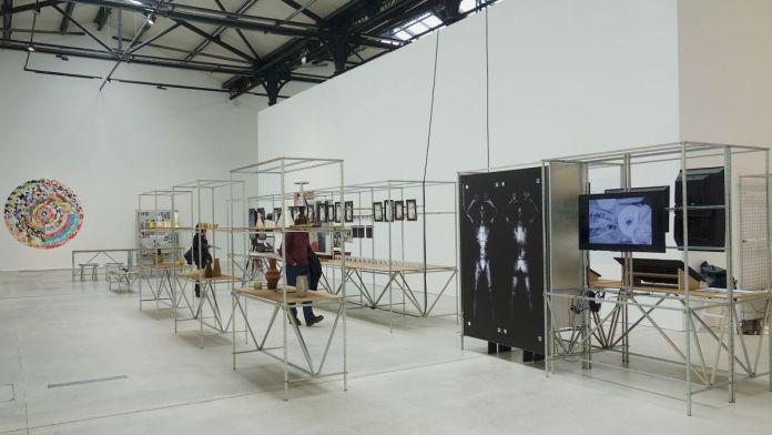 A School of Schools – Luma Arles - Vue de l'exposition - Photo En revenant de l'expo !