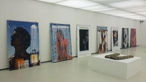 Exposition Rêvez 3 à la Collection Lambert Vue de la salle 3