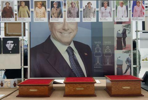 Mark Henning - Un corps de confiance, 2018 - A School of Schools – Luma Arles - Vue de l'exposition - Photo En revenant de l'expo !