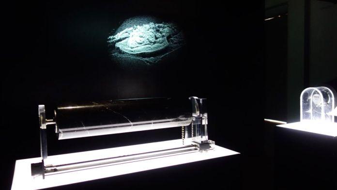 Mathilde Lavenne - Artefact CO Digital Necrophony, 2016 - Sans gravité - une poétique de l'air à - Ardenome - Avignon