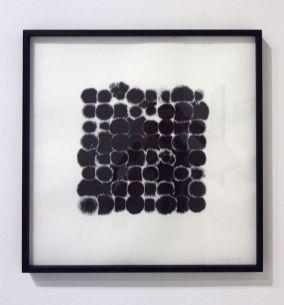 Pierre Malphettes - 64 tâches en carré dans un carré, 2018 – L'horizon des particules à Vidéochroniques