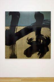 Fabienne Verdier - Destin I, 2004 - Déconstruction du signe - Sur les terres de Cezanne au Musée Granet - RDC Salle 3