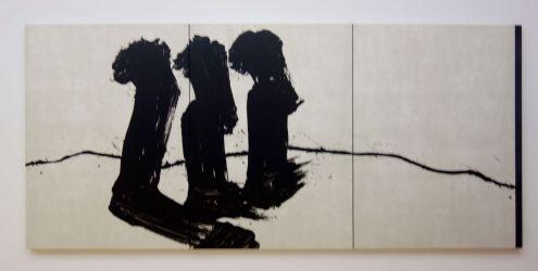 Fabienne Verdier - Ligne de dévotion, 2012 - Les maîtres flamands - Sur les terres de Cezanne au Musée Granet - RDC Salle 5