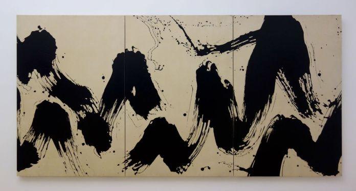 Fabienne Verdier - Paysage de flux, 2007 - Sur les terres de Cezanne au Musée Granet - Etage Salle 2