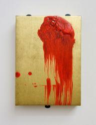 Fabienne Verdier - Petit sang du Christ, 2011 - Les maîtres flamands - Sur les terres de Cezanne au Musée Granet - RDC Salle 5