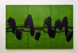 Fabienne Verdier - Suite provencale I, 2015 - Intuition du paysage sonore - Sur les terres de Cezanne au Musée Granet - Etage Salle 1