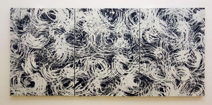 Fabienne Verdier - Vide Vibration n°4, 2017 - Vide - vibration - Sur les terres de Cezanne au Musée Granet - Etage Salle 3