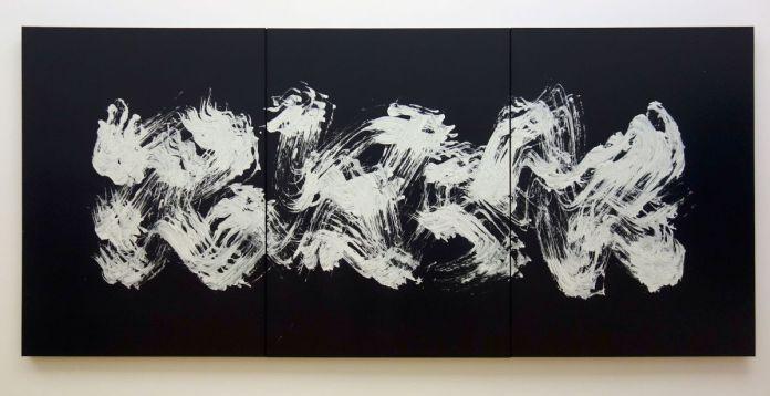 Fabienne Verdier - Vide - vibration n°1, 2017 - Vide - vibration - Sur les terres de Cezanne au Musée Granet - Etage Salle 3