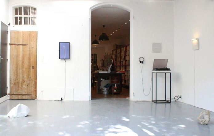 Jean-Baptiste Caron - «Ce qui est peut ne pas être» à la galerie HO – Marseille – Photo Jean-Baptiste Caron