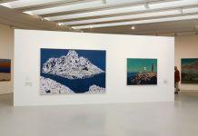 Vincent Bioulès - Chemins de traverse - Le paysage, cette joie fondatrice au Musée Fabre