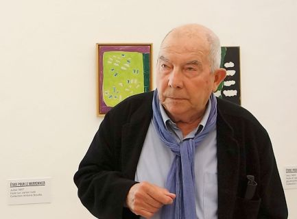 Vincent Bioulès - Chemins de traverse au Musée Fabre