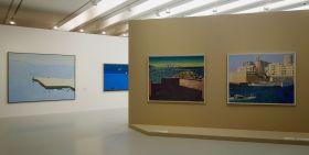 Vincent Bioulès - Chemins de traverse au Musée Fabre 13