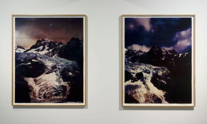 Adam Jeppesen – AR Chalten VI et II, série Folden, 2014-2018 - Sur Terre - Image, technologies & monde naturel - Rencontres Arles 2019