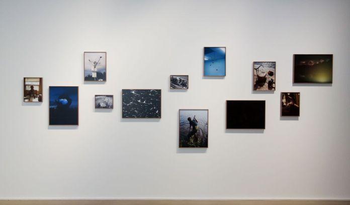 Guillaume Simoneau - Lac expérimental, 2017 - Sur Terre - Image, technologies & monde naturel - Rencontres Arles 2019