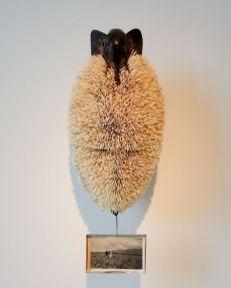 Harald Fernagu - Mes Colonies, En Brousse, 2018 - Bêtes de scène à la Villa Datris - Sauvageries humaines