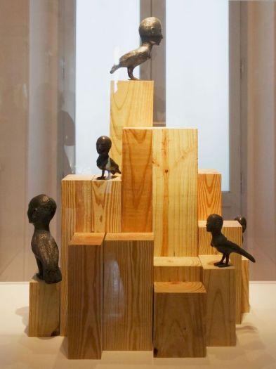 Kiki Smith - Sirens, 2007 - Bêtes de scène à la Villa Datris - Langages Animaliers