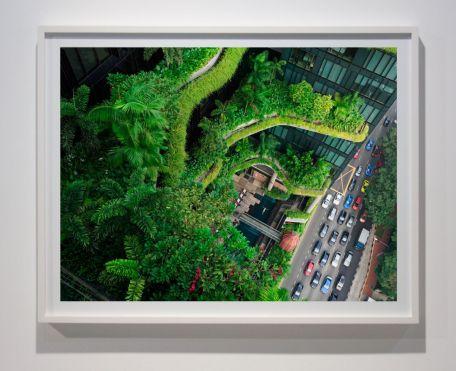 Lucas Foglia - Esme Swimming, Parkroyal on Pickering, Singapore 2014 - Sur Terre - Image, technologies & monde naturel - Rencontres Arles 2019