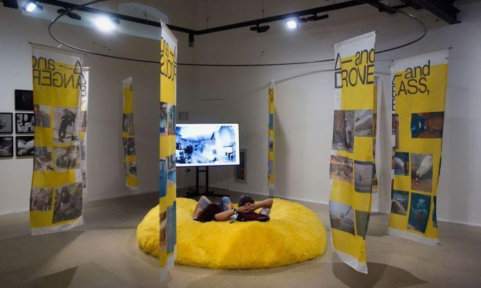 Melanie Bonajo - Progress vs. Sunsets - Re-formulating the Nature Documentary, 2017 - Sur Terre - Image, technologies & monde naturel - Rencontres Arles 2019