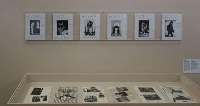 Miguel Trillo - Rockoco, Images de la scène Pop-Rock Madrilène, 1980-84 - La Movida – Rencontres Arles 2019 - Salle 2