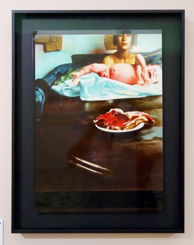 Ouka Leele - A peine né, 1984 - La Movida – Rencontres Arles 2019 - Salle 5