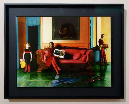 Ouka Leele - Mes voisins, 1984 La Movida – Rencontres Arles 2019 - Salle 5