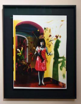 Ouka Leele - Portrait avec une grande cruche, 1987 - La Movida – Rencontres Arles 2019 - Salle 5