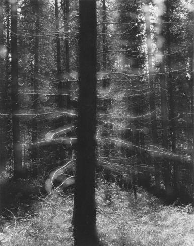 Kenneth Josephson An exploration of the multiple image- Colorado s.t. 1959 Tirage sur papier aux sels d'argent © Kenneth Josephson