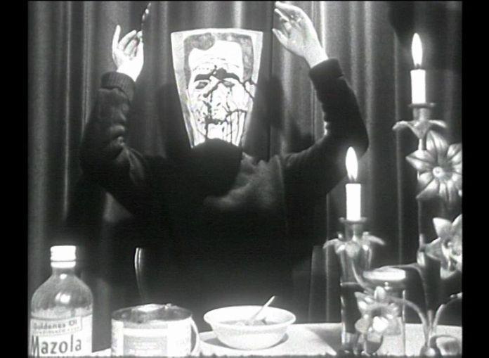 Harun Farrocki - The words of the chairman (1967) Courtoisie de l'artiste et de la galerie àngels barcelona