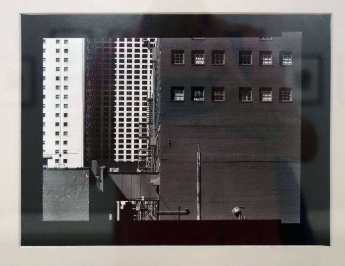 "We were Five - Musée Réattu Arles - Barbara Crane, Chicago Loop, 1976-77. Photo ""En revenant de l'expo !"""