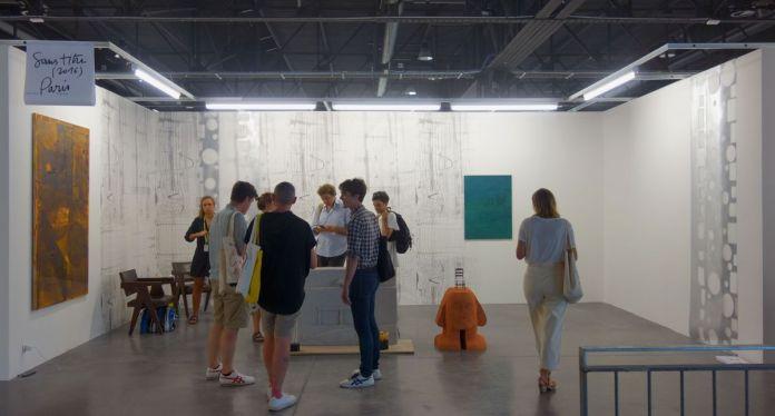 Art-o-Rama 2019 - Sans Titre (2019) avec Basile Ghosn, Hamish Pearch et Katarina Schmidt