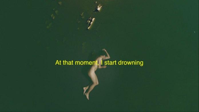 At that moment, I start drowning Revisiting Hesitation - © Roy Dib