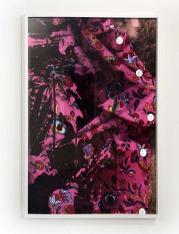 Baptiste Rabichon - Les chemises de mon père (025), 2019, Unique C-print