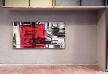 Basile Ghosn - Untitled (dormir sous l'eau), 2019 - A Place in the Sun à l'Entrepôt Gérald Moreau - Marseille