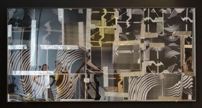 Basile Ghosn - World of echo, 2019 - A Place in the Sun à l'Entrepôt Gérald Moreau - Marseille