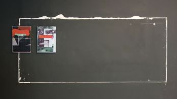 Basile Ghosn - Your silent face (3 et 4), 2019 - A Place in the Sun à l'Entrepôt Gérald Moreau - Marseille