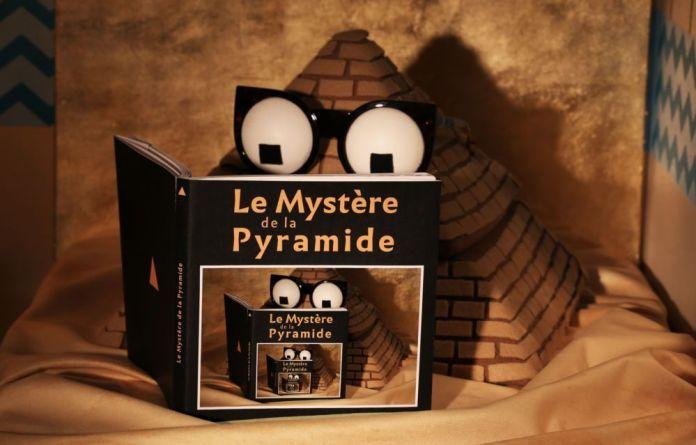 Le Mystère de la Pyramide - Paracosme 2019 ©LGG