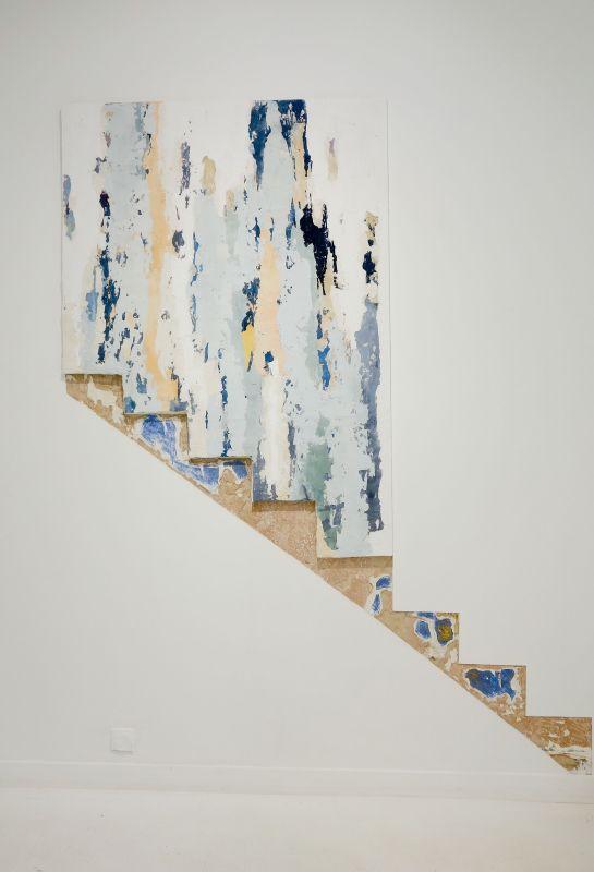 Manoela Medeiros - Ruine, 2019 - «Sous la peau» à la Double V Gallery